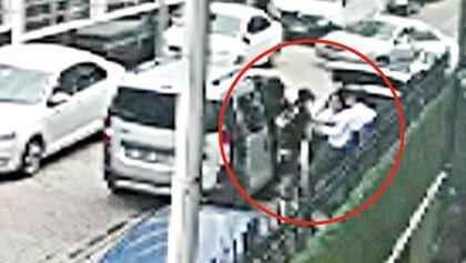 Cipinden indiği sırada 3 kişi saldırdı: 1 gasp, 2 ölü!