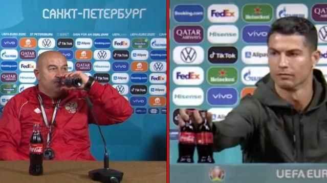 Rus Teknik Direktörü'nden Ronaldo'ya olay gönderme!