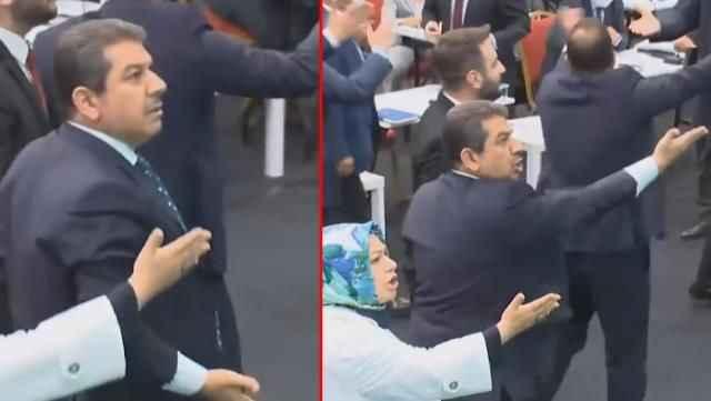 Meclis bir anda karıştı! AK Partili vekil 15 Temmuz iddiasını duyunca kürsüye yürüdü