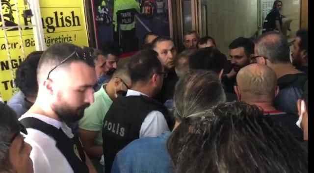 HDP saldırganı ile polisin ilk diyaloğu! 6 kurşun sıktı, rahat tavırları pes dedirtti