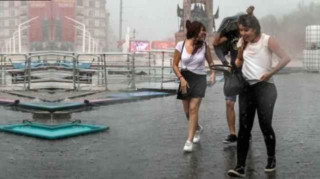 Meteorolojiden kuvvetli yağış uyarısı! Başlangıç ve bitişi bile belli