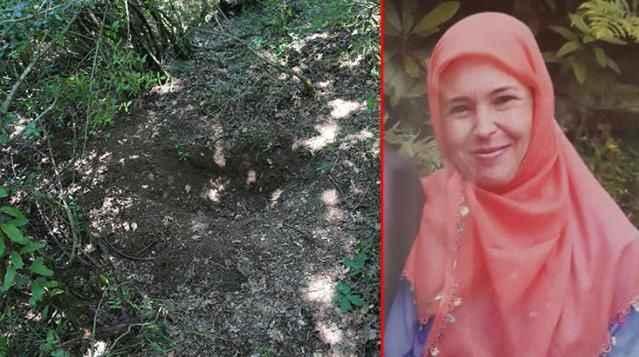 Yengesini boğarak öldürmüştü! Gömmesine yardım eden baba ve kardeş tutuklandı