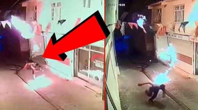 AK Parti binasına saldırı! 2 kişi gözaltına alındı