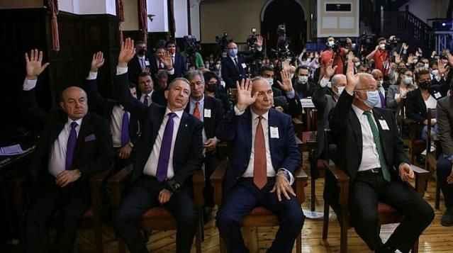 Galatasaray'ın başkanı belli oluyor!