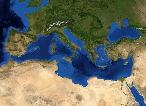 Akdeniz, en hızlı ısınan deniz haline geliyor