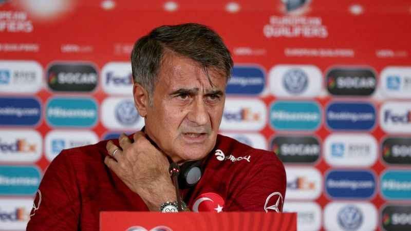 Şenol Güneş İsviçre maçı öncesi açıklamlarda bulundu: Özgüven kaybettik!