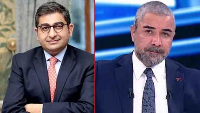 Veyis Ateş ile Sezgin Baran Korkmaz canlı yayında yüzleşti: 10 milyon euro istedi