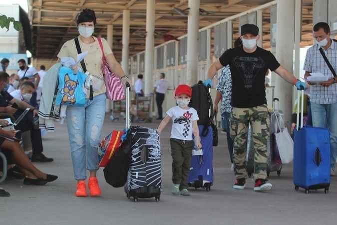 3 haftada 518 bin turist geldi
