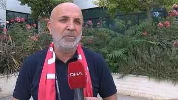 Hasan Çavuşoğlu: Sahada 8 yabancı oyuncu varken 6'sını kulübede oturtmam!