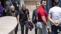 A Milli Futbol Takımı, Bakü'den Ayrılıyor