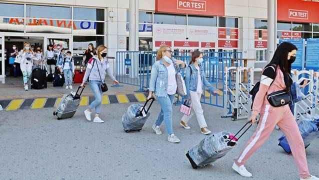 Rusların Türkiye'ye giriş kuralları belli oldu!