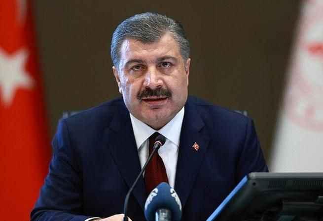 Bakan Koca açıkladı: Türkiye'de 134 kişide görüldü!