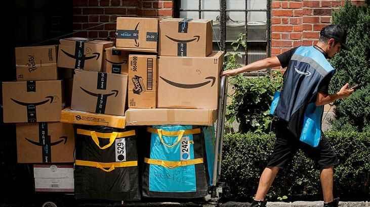 Amazon satılmayan milyonlarca sıfır ürünü 'parçalıyor'