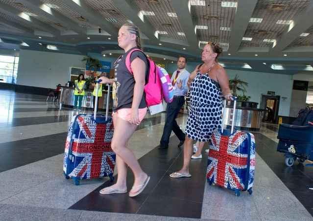 Alanya'da, İngiliz turist için umutlar 28 Haziran'da
