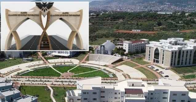 Alanya'da üniversitenin milyonluk kapısı belgelendi: Vatandaştan tepki yağdı