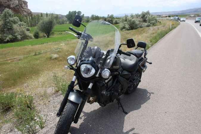 Antalya'dan yola çıkan Rus turist, motosiklet kazasında can verdi