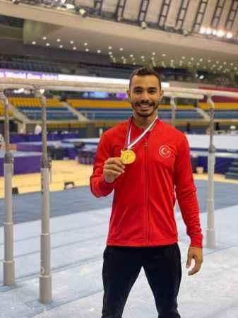Türkiye'ye bir altın madalya daha kazandırdı