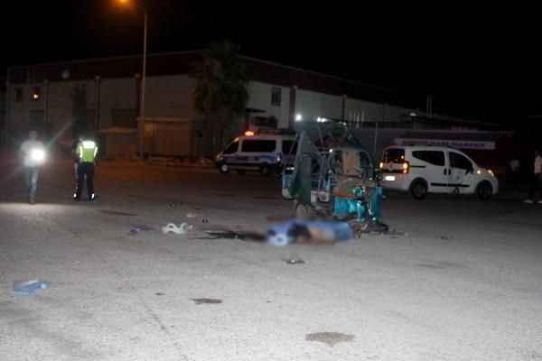 Korkunç kaza! 1 kişi hayatını kaybetti, 3 kişi yaralı
