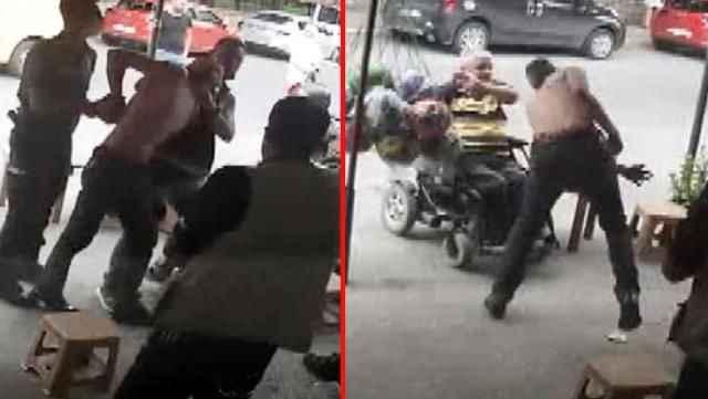İnsanlık ölmüş! Dernek başkanını ve iki engelli vatandaşı öldüresiye darbettiler