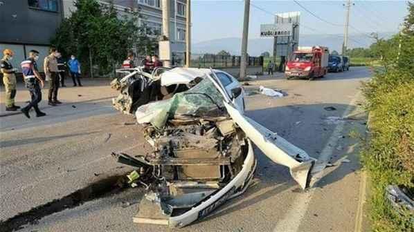Feci kazadan acı haber geldi... 3 ölü, 2 yaralı