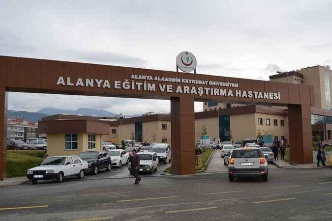 ALKÜ EA Alanya Hastanesi'nde istifa furyası sürüyor!