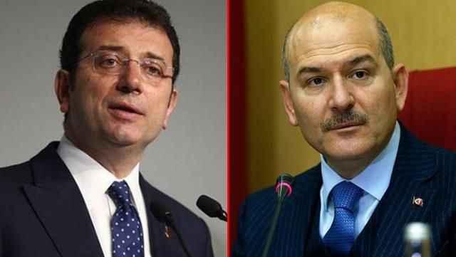 İBB Başkanı İmamoğlu'ndan İçişleri Bakanı Soylu'ya 'bağış' tepkisi