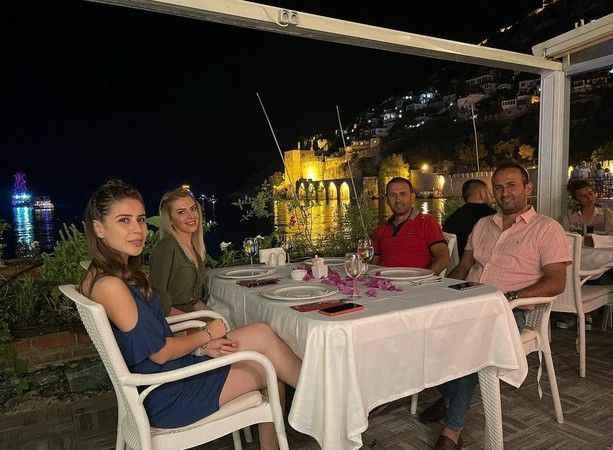 Gözde Toksöz, Merve Yüzen, Mustafa Yüzen, Adem Yüzen.