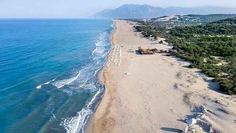 Antalya'da kum hırsızlığı için tutanak tutan memur, ikinci kez görevden alındı