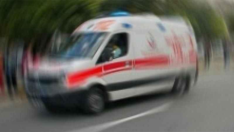 Taziye dönüşü feci kaza: 1 ölü, 9 yaralı