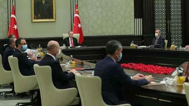 Dört gözle beklenen Kabine toplantısı başladı! Masada Kurban Bayramı tatili var