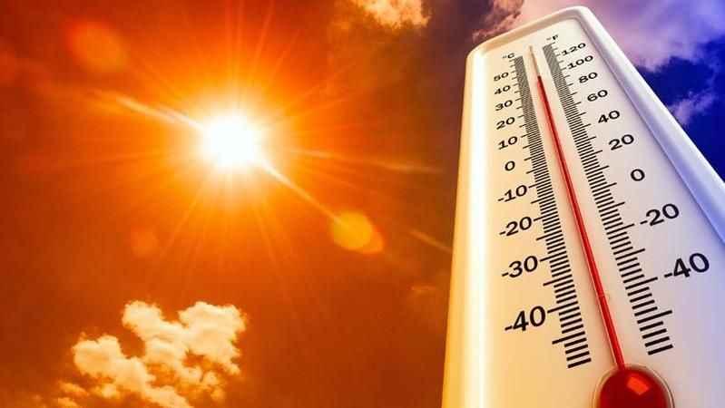 Alanya'ya cehennem sıcağı geliyor: Tam 56 derece