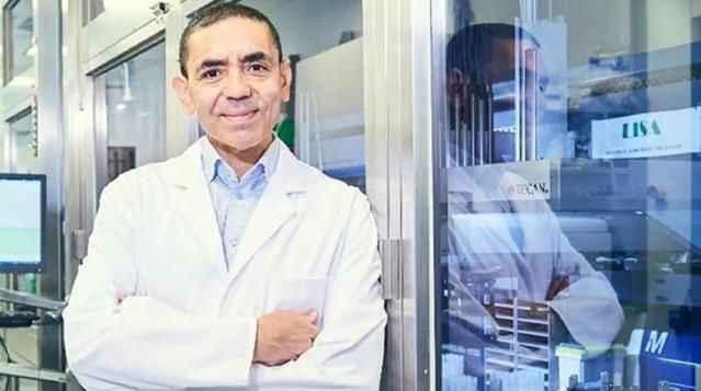 Uğur Şahin'den dikkat çeken 3. doz aşı açıklaması