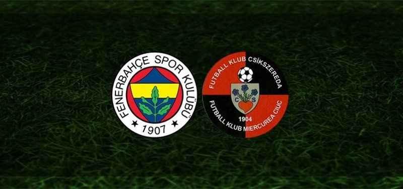Fenerbahçe, Düzce'de ilk hazırlık maçını oynadı