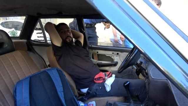 Otomobilde uyurken yakalandı! Verdiği cevap şoke etti...