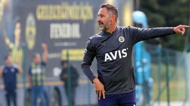 Fenerbahçe Teknik Direktörü Vitor Pereira, 5 yabancı futbolcunun biletini kesti