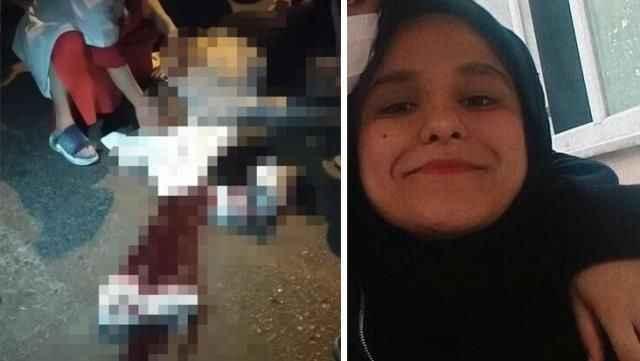 18 yaşındaki genç kızın feci ölümü! Evden çöp dökmek için çıktı, tabutta döndü
