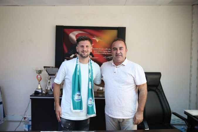 Serik Belediyespor'dan 2 transfer