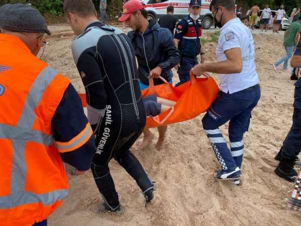 Acı olay! 13 yaşındaki çocuk denizde boğuldu
