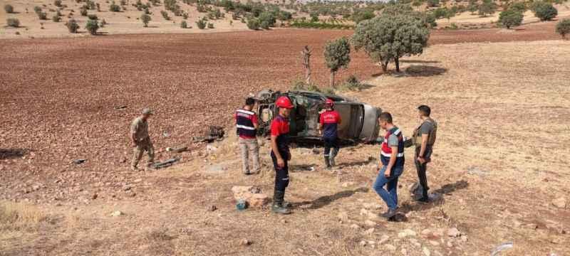 Korkunç kazada 2 asker hayatını kaybetti