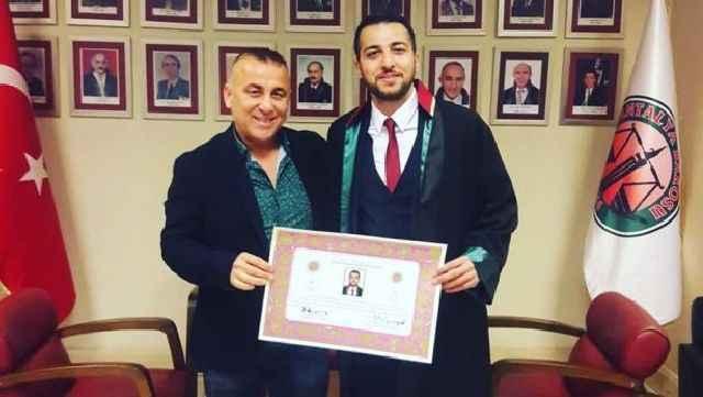 Alanya'da koronaya yakalanan genç avukat için açıklama geldi