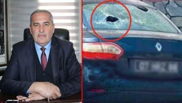 Alanya Minibüsçüler Odası Başkanı Bacak: 'Kimse aracıma taş atmaya cüret edemez'