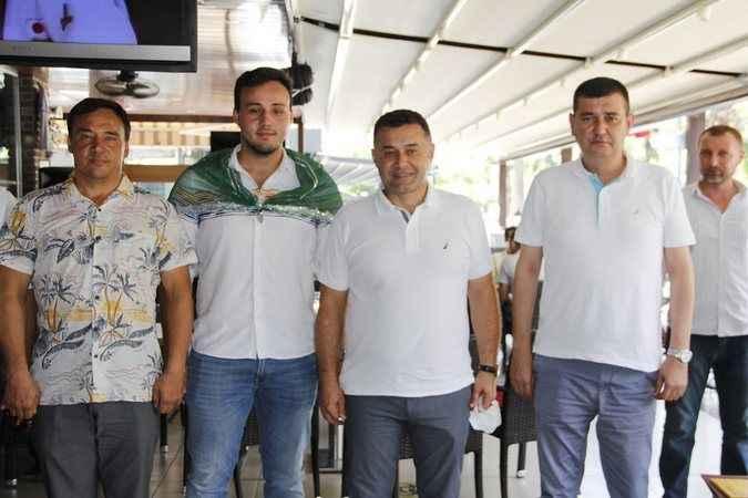 Bayram Ali Geçgel, Musa Geçgel, Adem Murat Yücel, Mustafa Türkdoğan.