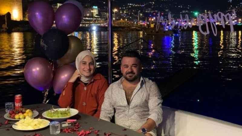 Sezen Deniz Çekiç, Cihan Topal.