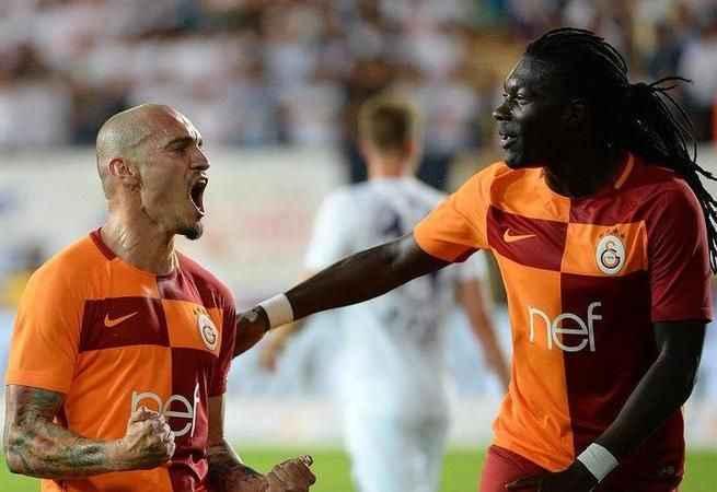 Galatasaraylı yıldız geri dönüyor!