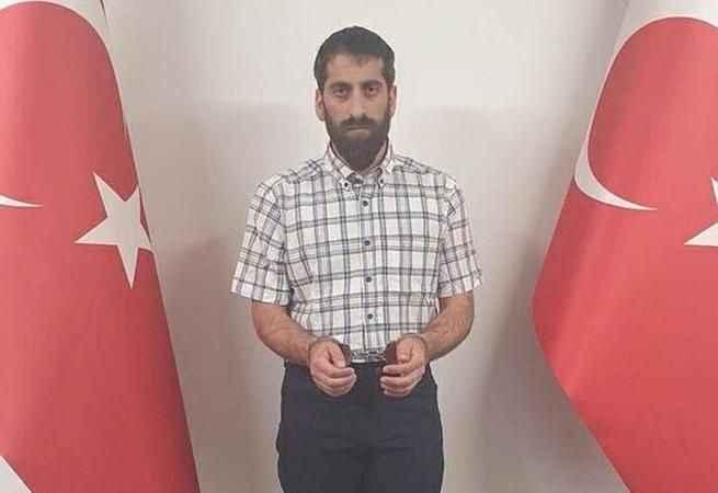 Son Dakika: Kırmızı bültenle aranan PKK'lı Cimşit Demir yakalandı