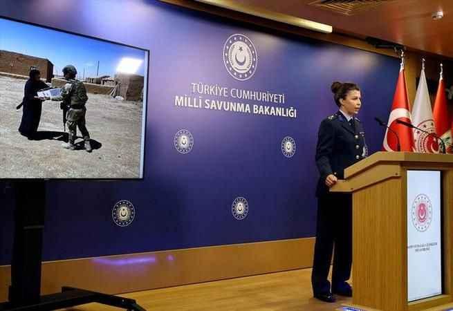 Son Dakika: MSB'den Afganistan açıklaması
