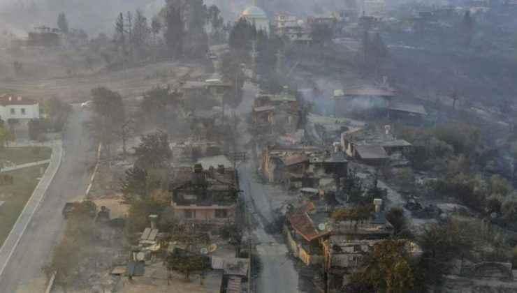 Manavgat'ta acı bilanço gün ağarınca ortaya çıktı! Yürek burkan kareler