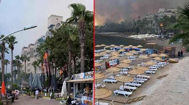 Marmaris'teki yangınla ilgili şok iddia! Oynayan çocuklar mı çıkardı? Pedagogların karakola gelmesi bekleniyor