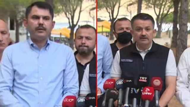 Türkiye'nin 8 ilinde yangın! Bakan Pakdemirli'den flaş açıklama