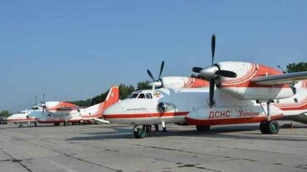 Uçaklar yolda! Ukrayna'dan yangın desteği : Dayan Türkiye